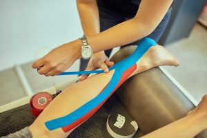 Medical Taping Sneek
