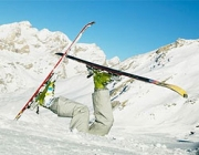 wintersportblessure